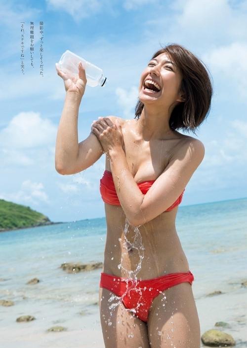 藤木由貴 セクシーグラビア画像2 5