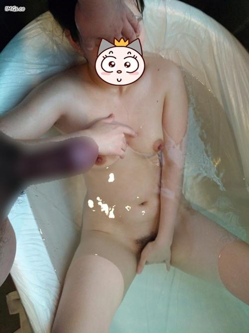 愛人という中国の素人女性のヌード画像 8