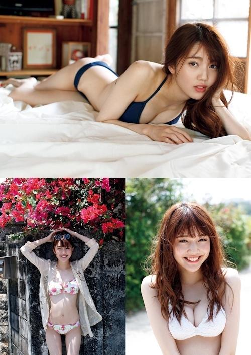 松川菜々花 セクシーグラビア画像 3