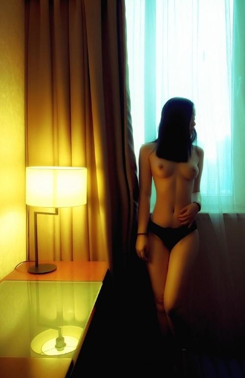 中国美女をホテルで個人撮影したヌード画像 4