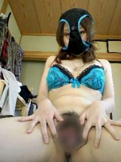 日本の素人美女の自分撮りマ○コくぱぁ画像 5