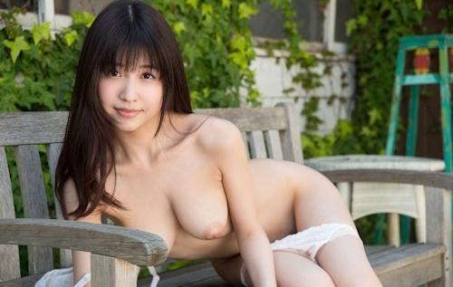 桜空もも セクシーヌード画像  11