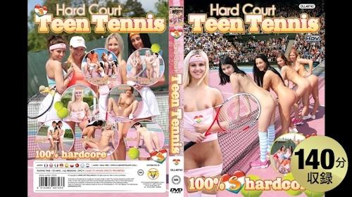 HARD COURT TEEN TENNIS -カリビアンコムプレミアム