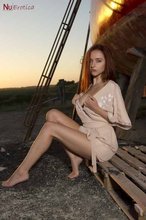 イギリス美女モデル Sophia Blake(ソフィア・ブレイク) セクシーヌード画像 1