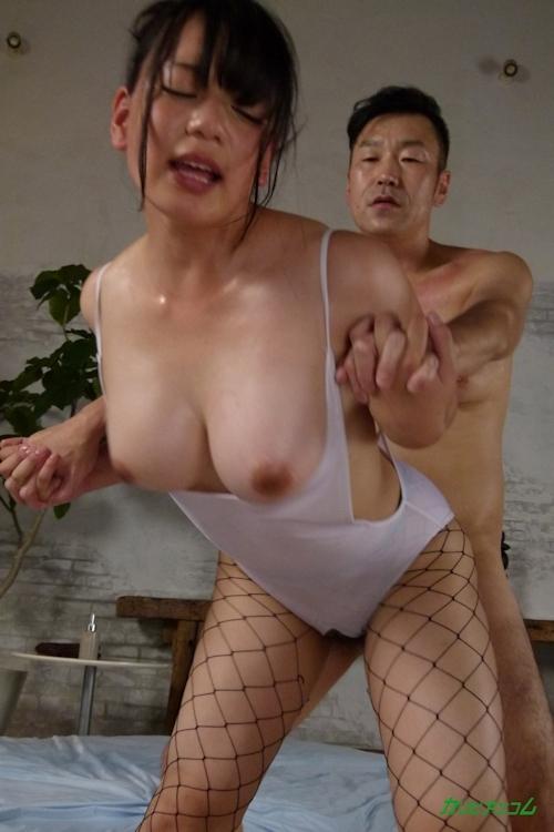 白石真琴 ローションぬるぬるセックス画像 12