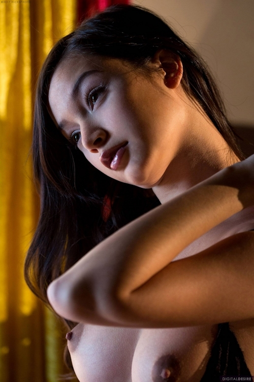 アメリカ美女モデル Eden Arya(エデン・アリア) セクシーヌード画像 6