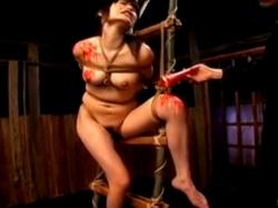 縛られるのが快感なドM熟女 7-22無料アダルト動画 TokyoTube