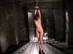 ボール付きロープで「ポンッポンッ」SM動画 - エロ動画 アダルト動画