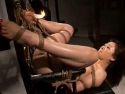 縛られる喜びにハマリまくるマゾ美熟女 - エロ動画 アダルト動画