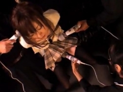 ロープで吊って感ジルパンスト女 - エロ動画 アダルト動画(1)
