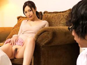 【衝撃】友達のママがマンコ見せて誘惑してきたんだが・・・