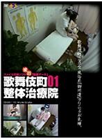歌舞伎町整体治療院 01