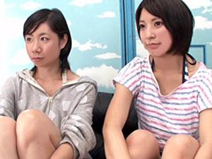 【MM号】恋人募集中の短大生を男子と2人きりにすると・・・