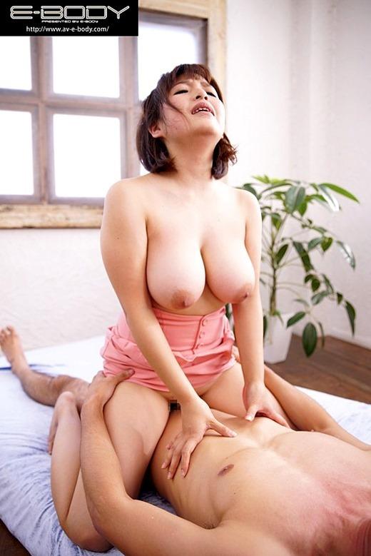 後藤里香 目立つのが苦手なIカップ少女の初セックス画像 17