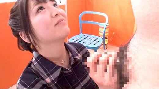 井上真帆 18歳Fカップむっちりボディのセックス画像 53