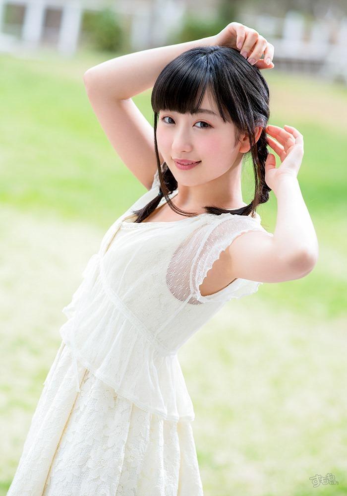 神坂ひなの クロ髪美10代小娘の塩吹きSEX写真