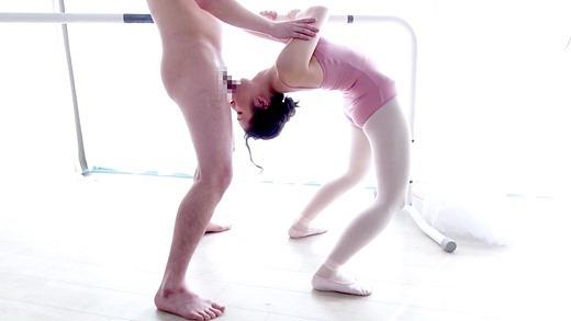 白川璃奈 バレエ講師の柔軟ボディセックス画像 21