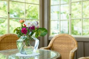 花瓶とテーブルリサイズ