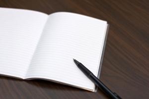 ノートとペンri