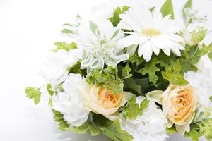 白い花束ri