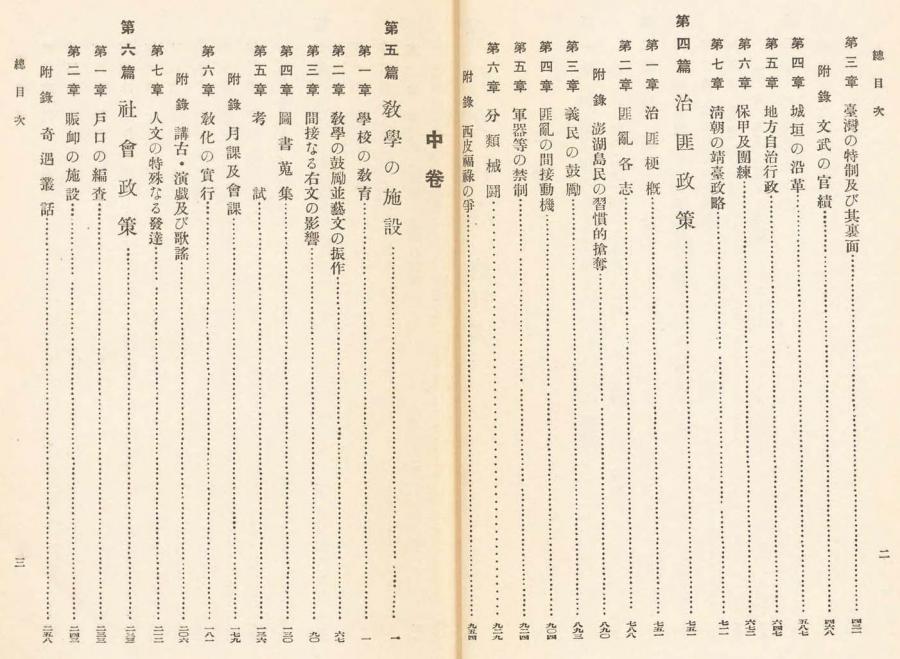 伊能嘉矩「台湾文化志(上卷)」00021