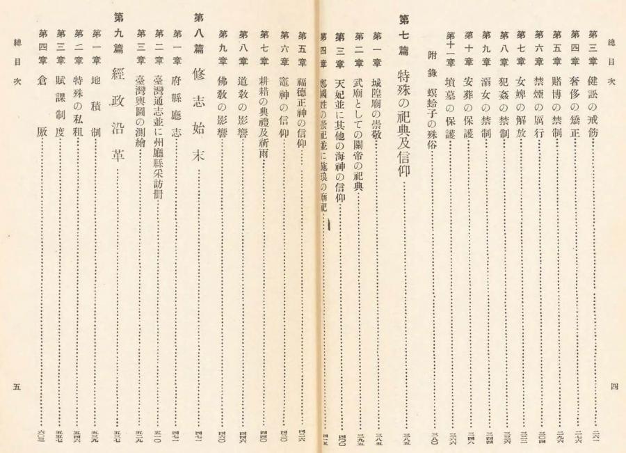 伊能嘉矩「台湾文化志(上卷)」00022