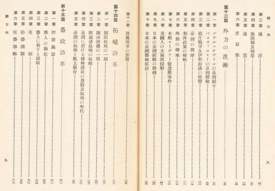 伊能嘉矩「台湾文化志(上卷)」00024