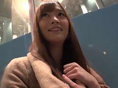 【素人動画】ナンパで拾ったお嬢様短大生に芸能界をチラつかせてそのままハメ撮りwww||