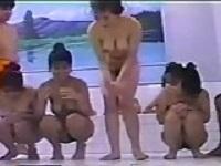 激撮女風呂レズ団体教技