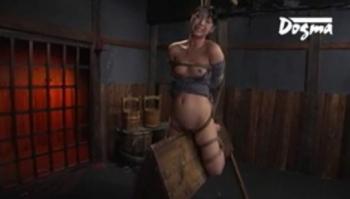 縄・女囚拷問 月野ゆりあ - 無料エロ動画 - DMMアダルト