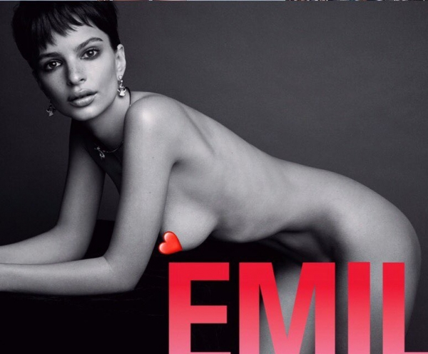 Emily Ratajkowski – Fully Nude