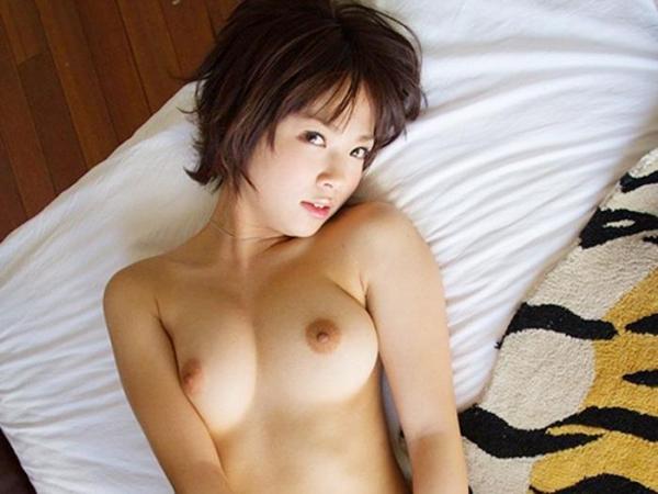 ボーイッシュ ヌード画像-20