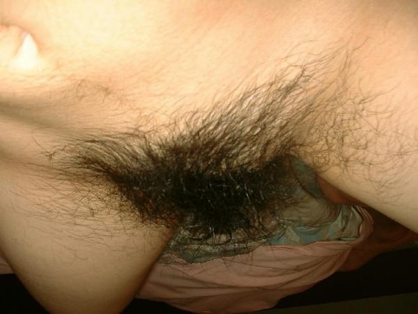 超剛毛マンコ画像-25