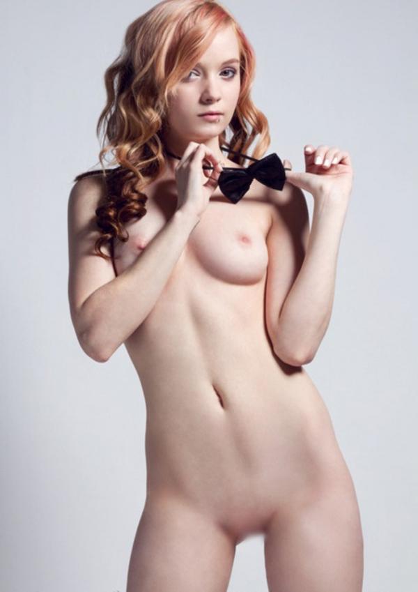 裸ネクタイの画像-1