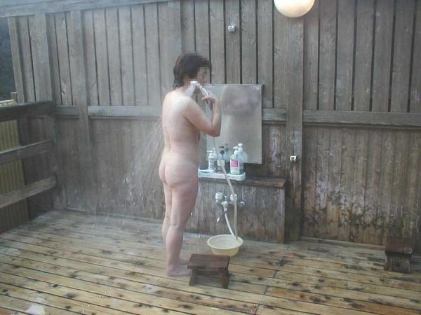 人妻の入浴画像-6