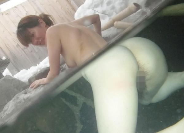 人妻の入浴画像-14