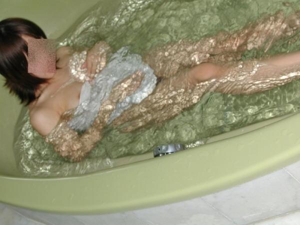 人妻の入浴画像-18