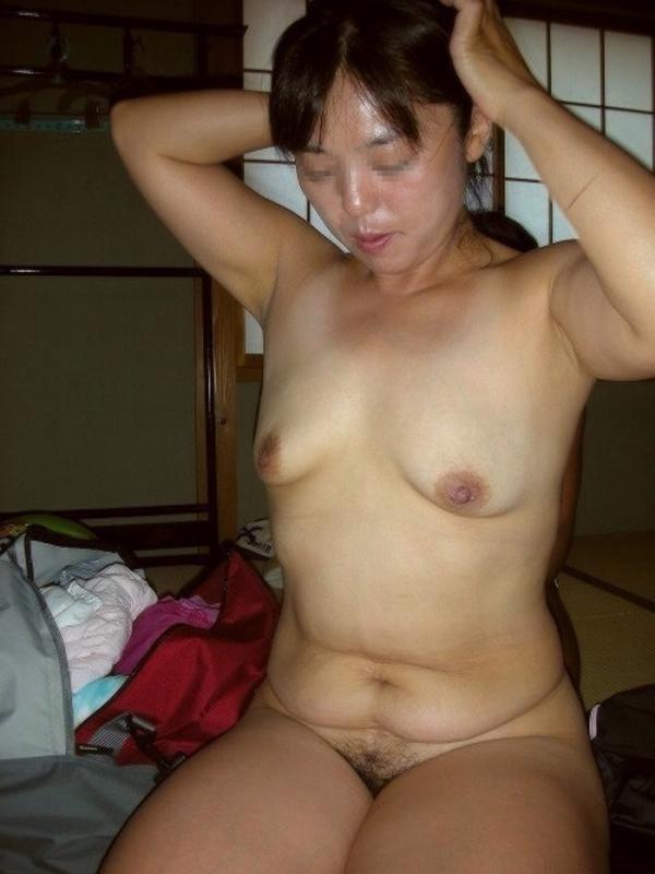 塾女のヌード画像-20