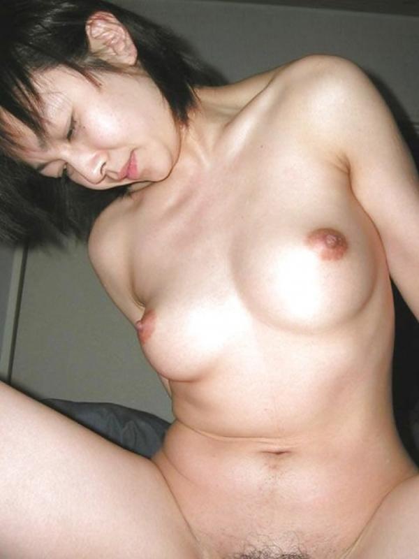 塾女のヌード画像-30