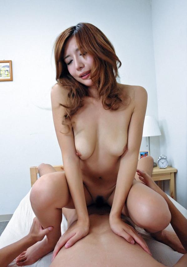 熟女のハメ撮りセックス画像-24