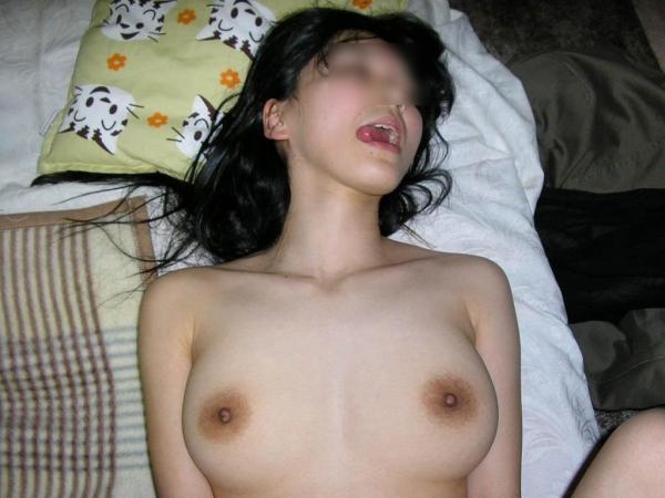 熟女のハメ撮りセックス画像-33