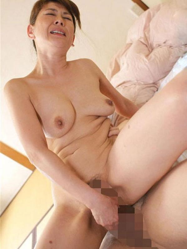 熟女のセックス画像-42