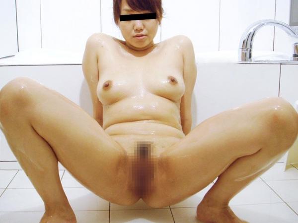 熟女妻のヌード画像-7