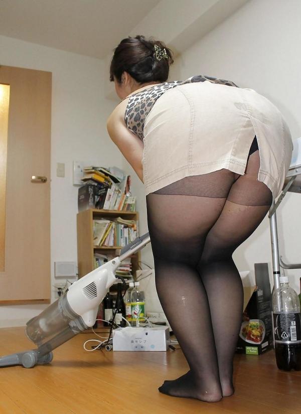 熟女妻のヌード画像-36
