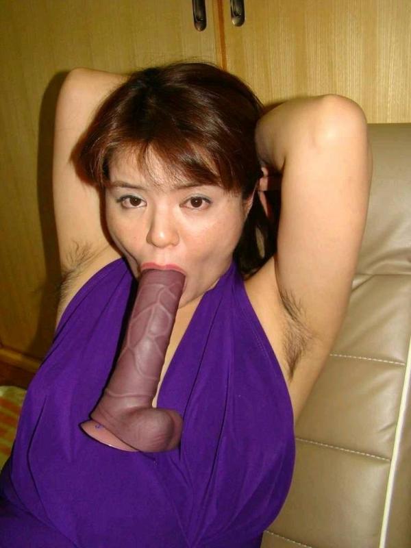 熟女妻のヌード画像-57