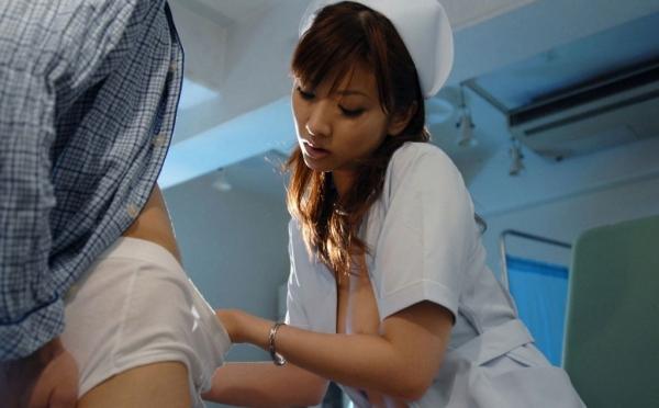 看護婦のフェラチオ画像-13
