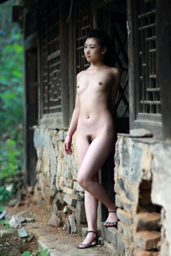 韓国娘ヌード画像-16