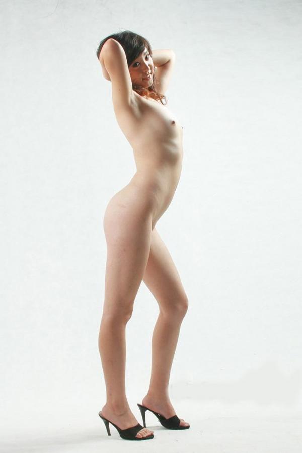 韓国娘ヌード画像-17