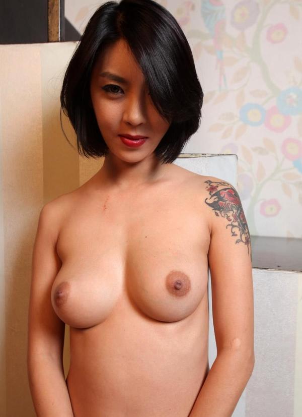 韓国娘ヌード画像-29