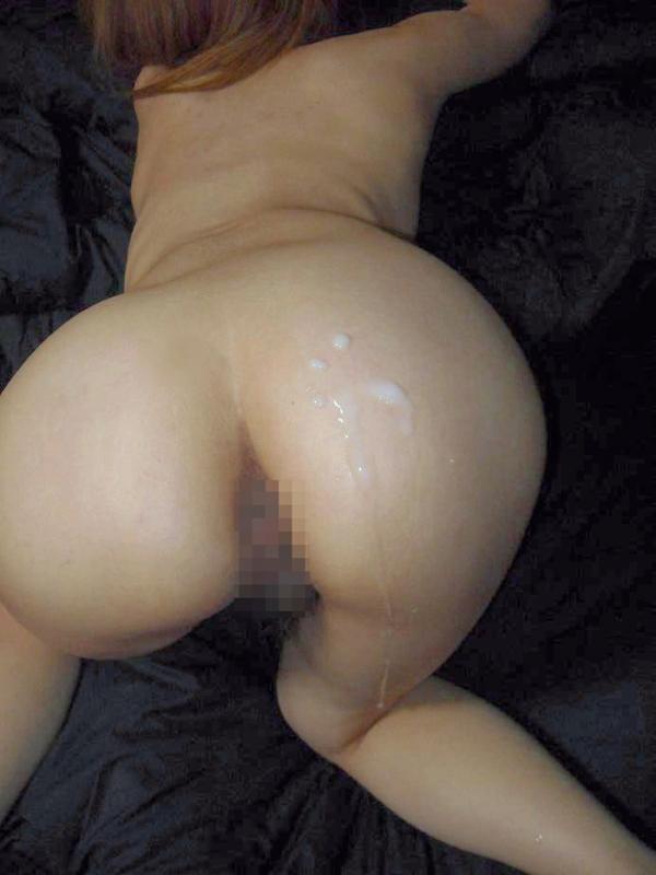 ケツ射精の画像-10
